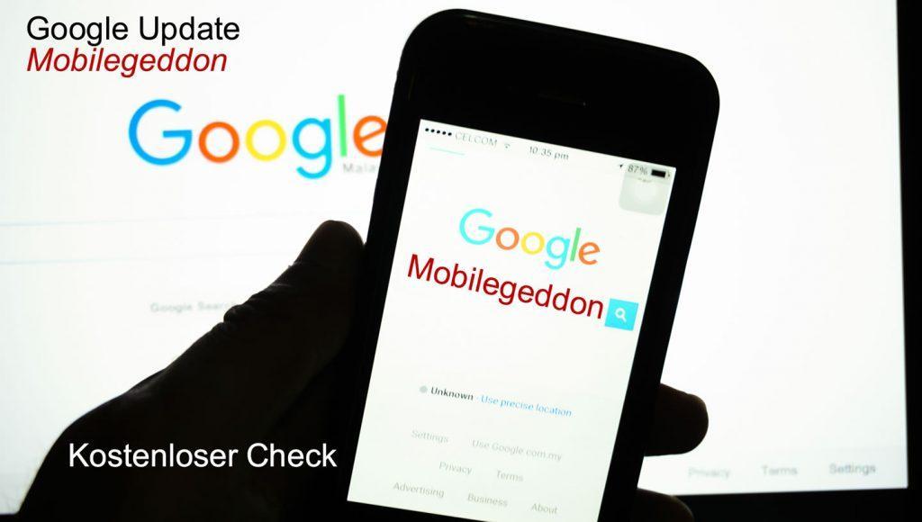 Mobile Seiten gewinnen an Gewicht - Google rankt nach Mobile Index